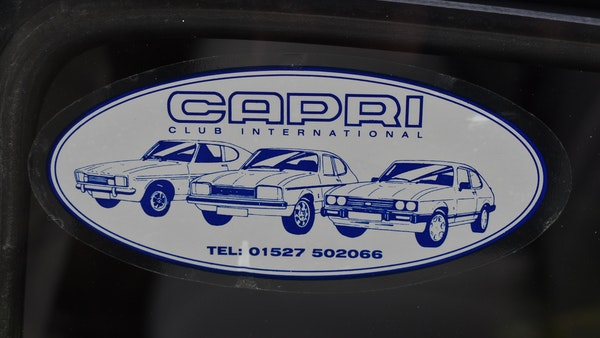 1985 Ford Capri 2.8 Injection Special For Sale (picture 77 of 84)