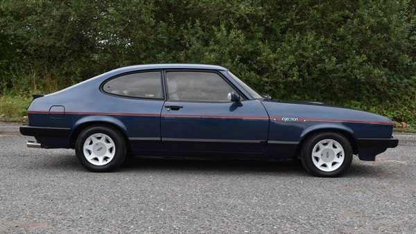 1985 Ford Capri 2.8 Injection Special For Sale (picture 7 of 84)