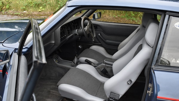 1985 Ford Capri 2.8 Injection Special For Sale (picture 31 of 84)