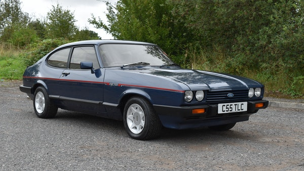 1985 Ford Capri 2.8 Injection Special For Sale (picture 6 of 84)