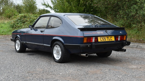 1985 Ford Capri 2.8 Injection Special For Sale (picture 14 of 84)