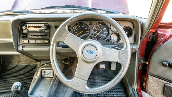 1985 Ford Capri 2.8i For Sale (picture 27 of 167)