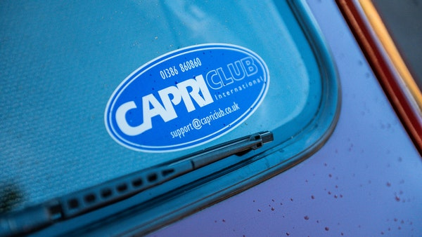 1985 Ford Capri 2.8i For Sale (picture 43 of 167)