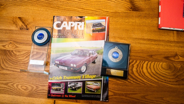 1985 Ford Capri 2.8i For Sale (picture 135 of 167)