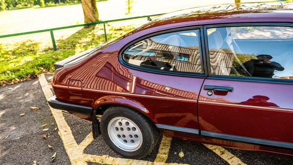1985 Ford Capri 2.8i For Sale (picture 69 of 167)