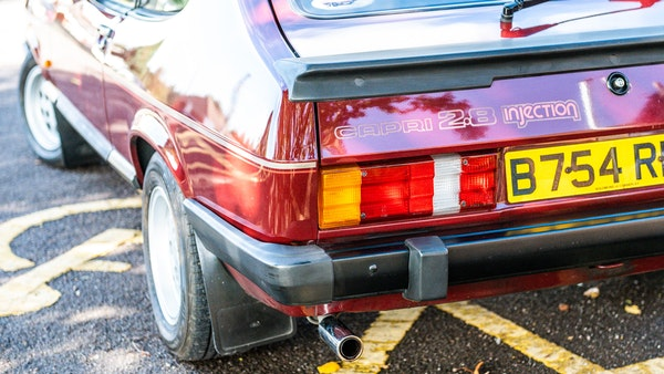 1985 Ford Capri 2.8i For Sale (picture 74 of 167)
