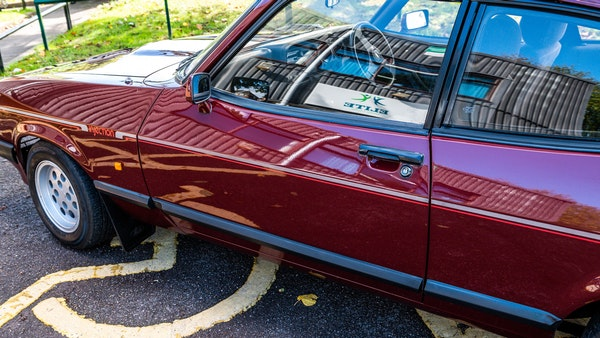 1985 Ford Capri 2.8i For Sale (picture 108 of 167)