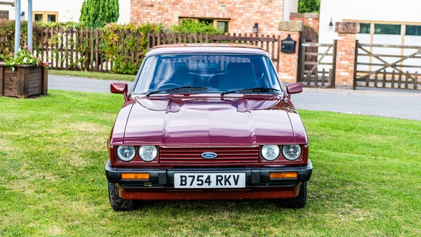 1985 Ford Capri 2.8i For Sale (picture 5 of 167)