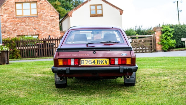 1985 Ford Capri 2.8i For Sale (picture 14 of 167)