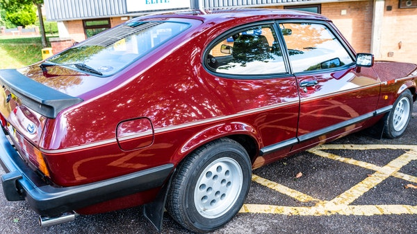 1985 Ford Capri 2.8i For Sale (picture 113 of 167)