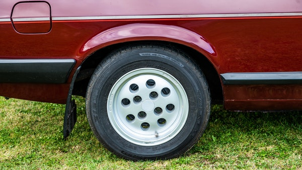 1985 Ford Capri 2.8i For Sale (picture 16 of 167)
