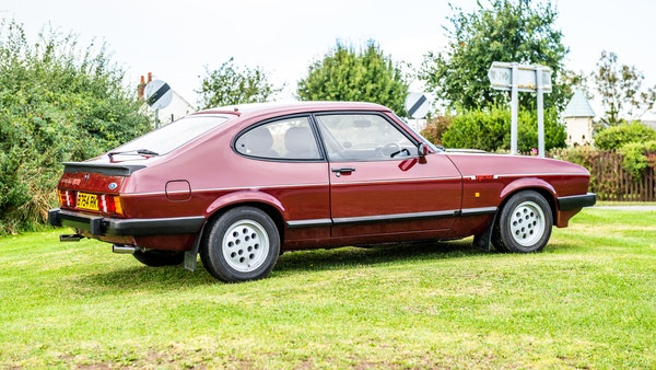 1985 Ford Capri 2.8i For Sale (picture 12 of 167)