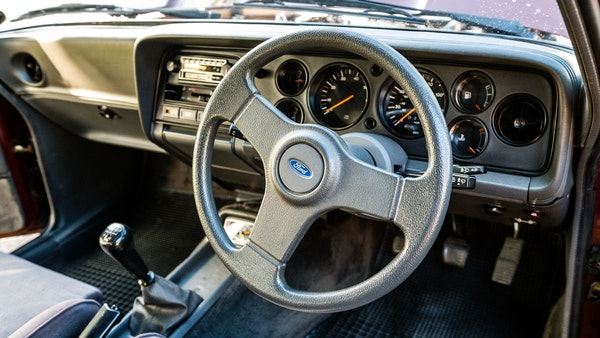 1985 Ford Capri 2.8i For Sale (picture 29 of 167)