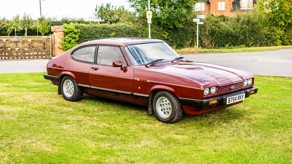 1985 Ford Capri 2.8i For Sale (picture 3 of 167)