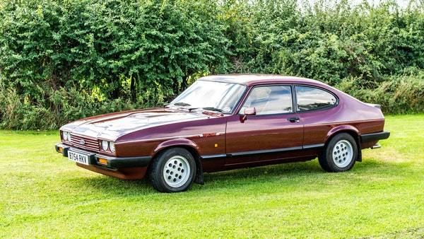 1985 Ford Capri 2.8i For Sale (picture 6 of 167)