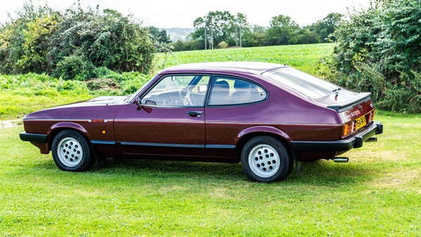 1985 Ford Capri 2.8i For Sale (picture 9 of 167)