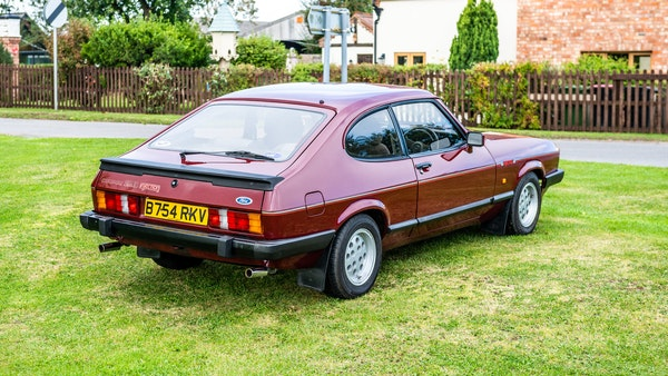 1985 Ford Capri 2.8i For Sale (picture 13 of 167)