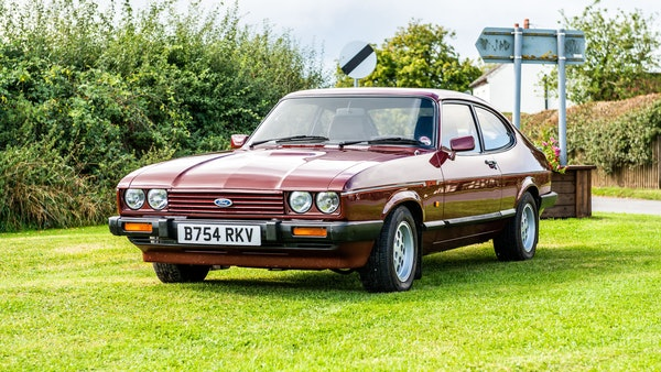 1985 Ford Capri 2.8i For Sale (picture 1 of 167)
