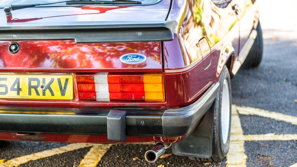 1985 Ford Capri 2.8i For Sale (picture 73 of 167)