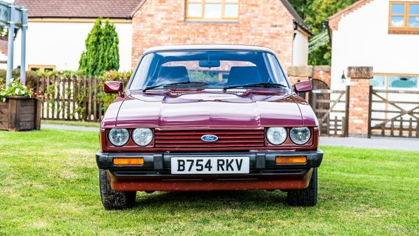 1985 Ford Capri 2.8i For Sale (picture 7 of 167)