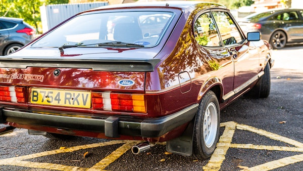 1985 Ford Capri 2.8i For Sale (picture 15 of 167)