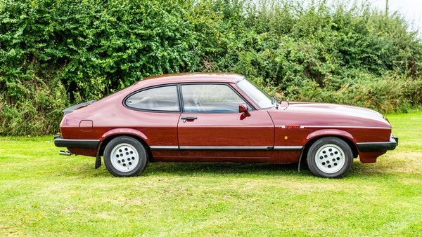 1985 Ford Capri 2.8i For Sale (picture 11 of 167)