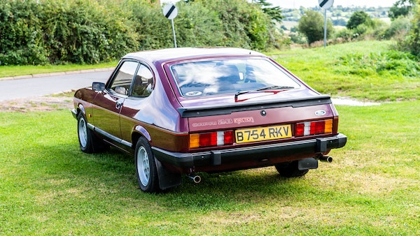 1985 Ford Capri 2.8i For Sale (picture 8 of 167)