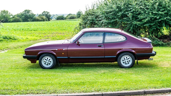 1985 Ford Capri 2.8i For Sale (picture 10 of 167)