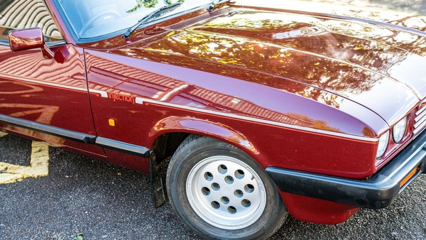1985 Ford Capri 2.8i For Sale (picture 65 of 167)