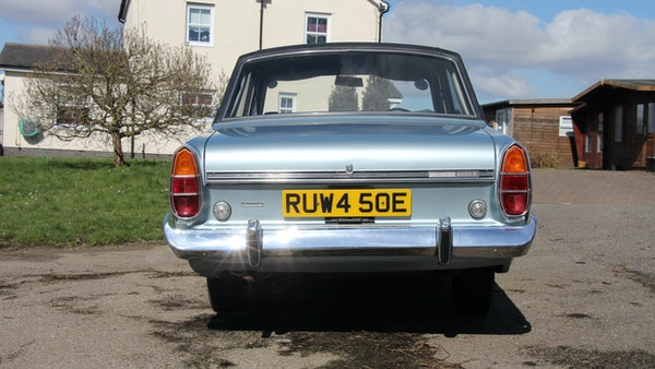 NO RESERVE 1967 Ford Corsair 2000E For Sale (picture 16 of 134)