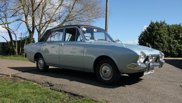 NO RESERVE 1967 Ford Corsair 2000E For Sale (picture 14 of 134)
