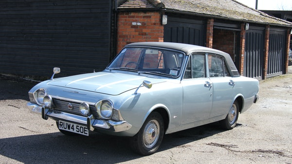 NO RESERVE 1967 Ford Corsair 2000E For Sale (picture 1 of 134)