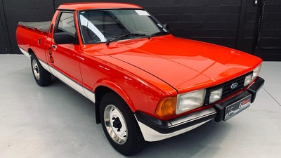Ford Cortina 'Bakkie' V6 Pickup