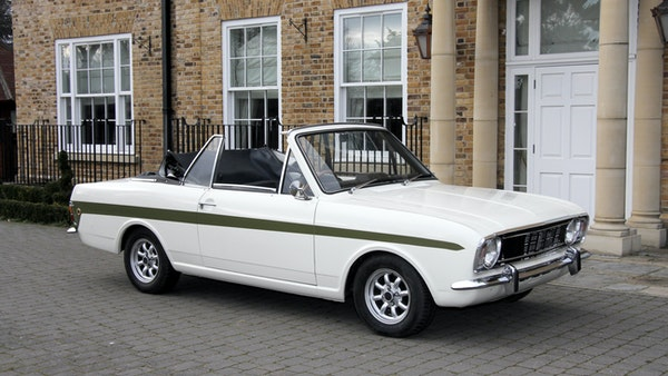 1968 Ford Lotus Cortina Convertible For Sale (picture 1 of 117)