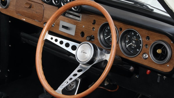 1968 Ford Lotus Cortina Convertible For Sale (picture 24 of 117)