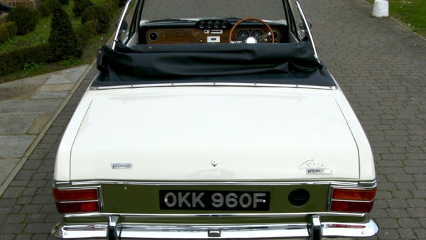 1968 Ford Lotus Cortina Convertible For Sale (picture 13 of 117)