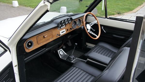 1968 Ford Lotus Cortina Convertible For Sale (picture 22 of 117)
