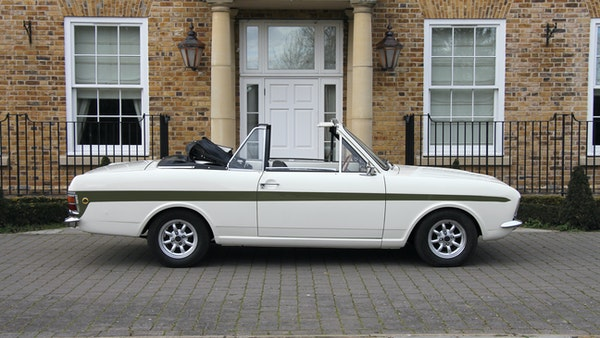 1968 Ford Lotus Cortina Convertible For Sale (picture 15 of 117)