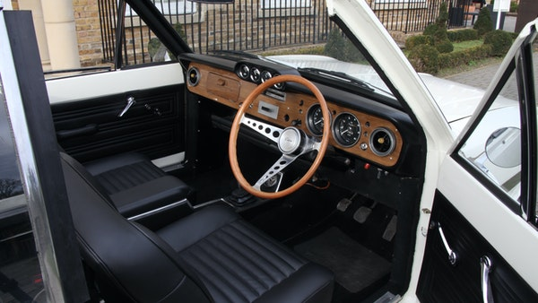 1968 Ford Lotus Cortina Convertible For Sale (picture 20 of 117)