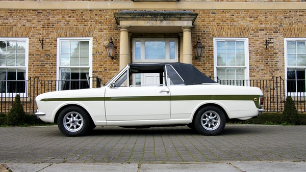 1968 Ford Lotus Cortina Convertible For Sale (picture 3 of 117)
