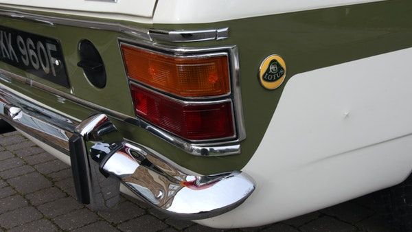 1968 Ford Lotus Cortina Convertible For Sale (picture 68 of 117)