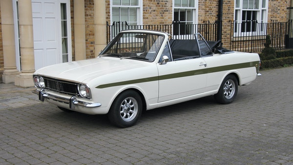 1968 Ford Lotus Cortina Convertible For Sale (picture 8 of 117)