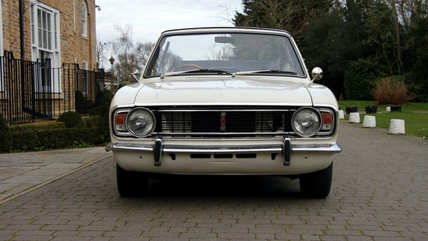 1968 Ford Lotus Cortina Convertible For Sale (picture 9 of 117)