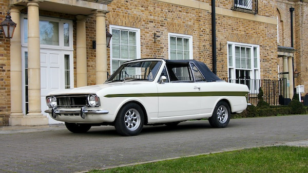 1968 Ford Lotus Cortina Convertible For Sale (picture 4 of 117)