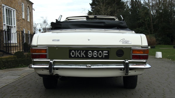 1968 Ford Lotus Cortina Convertible For Sale (picture 11 of 117)