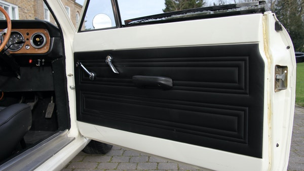 1968 Ford Lotus Cortina Convertible For Sale (picture 75 of 117)