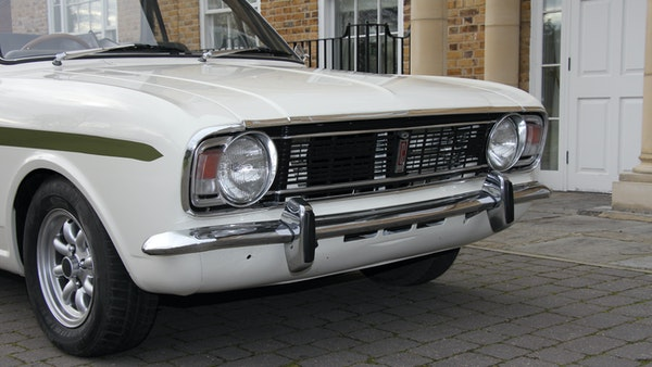 1968 Ford Lotus Cortina Convertible For Sale (picture 49 of 117)