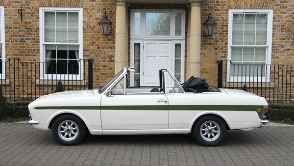 1968 Ford Lotus Cortina Convertible For Sale (picture 7 of 117)