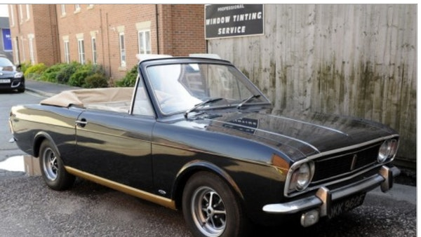 1968 Ford Lotus Cortina Convertible For Sale (picture 93 of 117)
