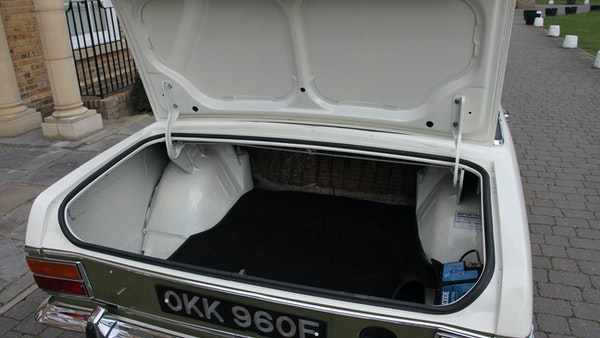 1968 Ford Lotus Cortina Convertible For Sale (picture 40 of 117)